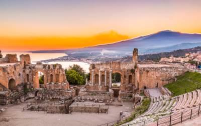 נפלאות פומפיי – קרוז בים התיכון
