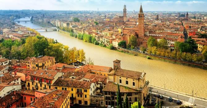 אתרים נבחרים בטיול מאורגן: צפון איטליה