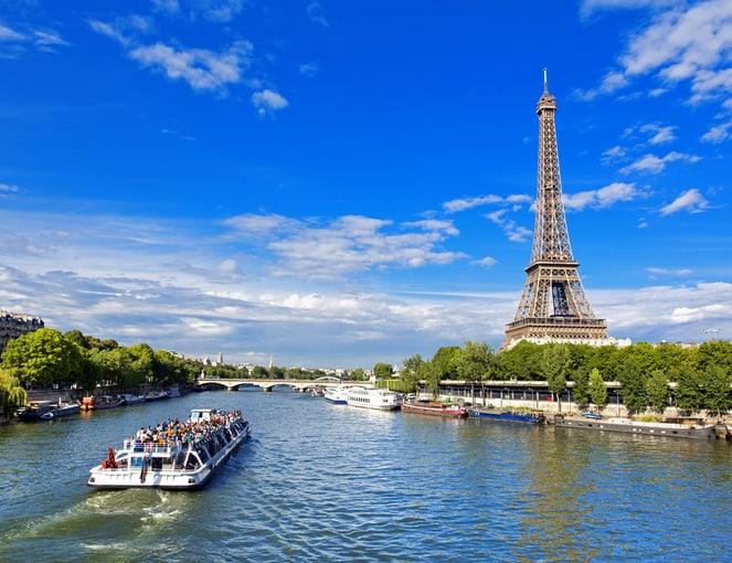 טיול מאורגן ללונדון ופריז - FL