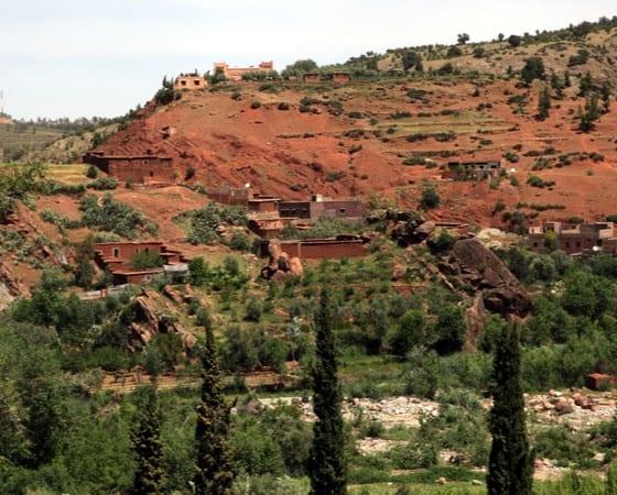עמק האוריקה - מרוקו