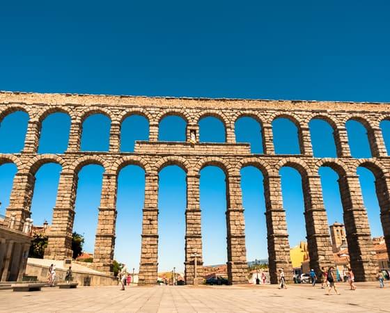 טיול מאורגן לצפון ספרד - סגוביה - PR