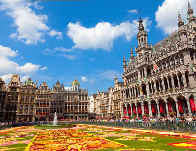 טיול מאורגן הולנד, בלגיה, צרפת - FLB