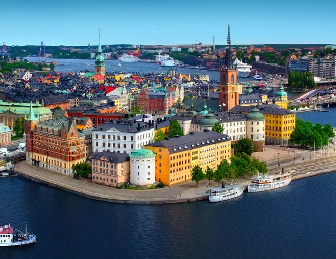 טיול מאורגן לסקנדינביה - שבדיה - KST