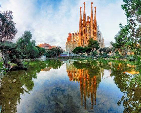 טיול מאורגן לספרד - ברצלונה ומדריד - SM