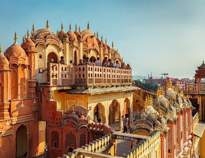 טיול מאורגן להודו - DKC
