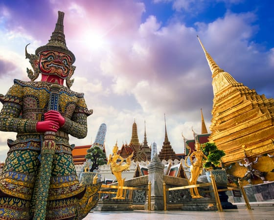 טיול משפחות מאורגן לתאילנד - PKR