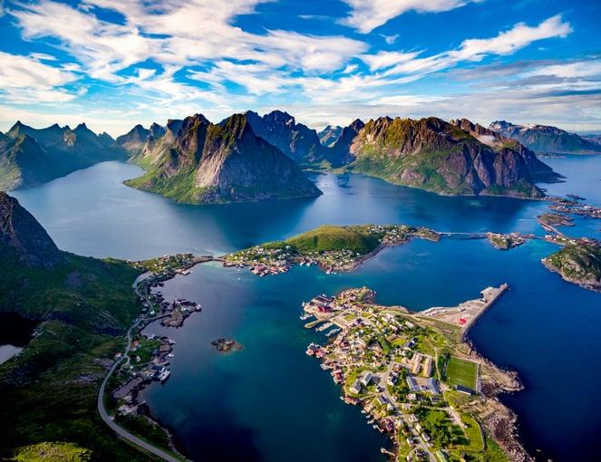 טיול מאורגן לנורבגיה והפיורדים הנורבגיים - KSB