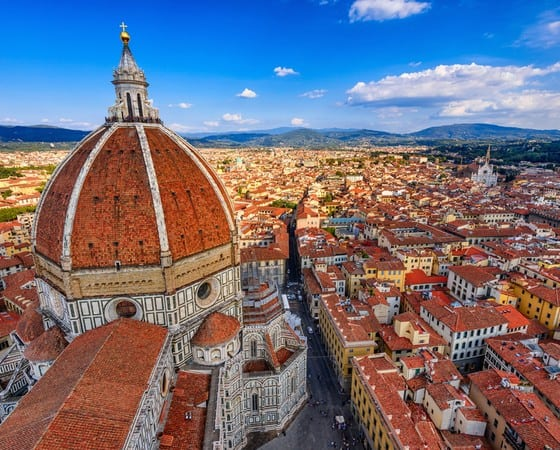 טיול מאורגן לאיטליה - פירנצה - KIT