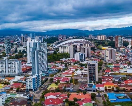 טיול מאורגן לקוסטה ריקה - סן חוזה - HP