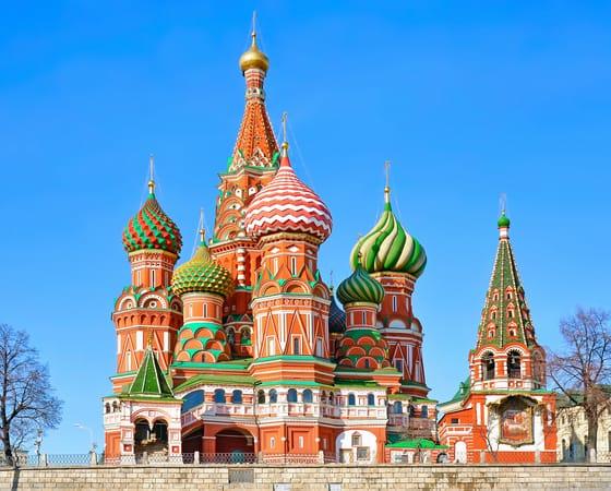 טיול מאורגן לרוסיה - מוסקה וסנט. פטרבורג - CFL