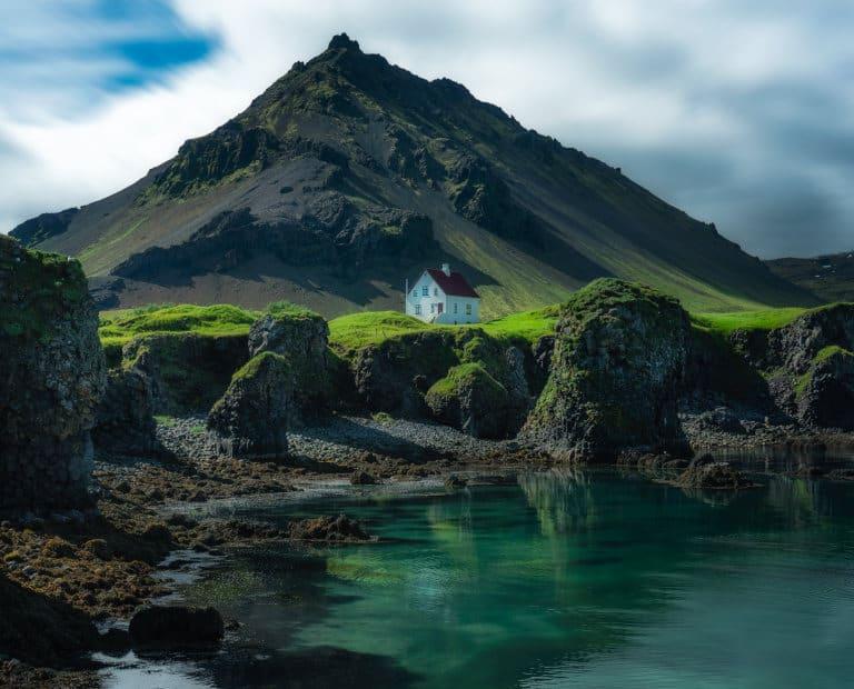 סניפלסנס חצי אי באיסלנד